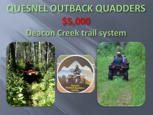 Quesnel Outback Riders